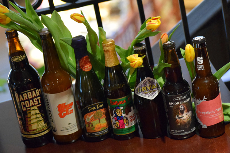 Around the World in 7 Beers