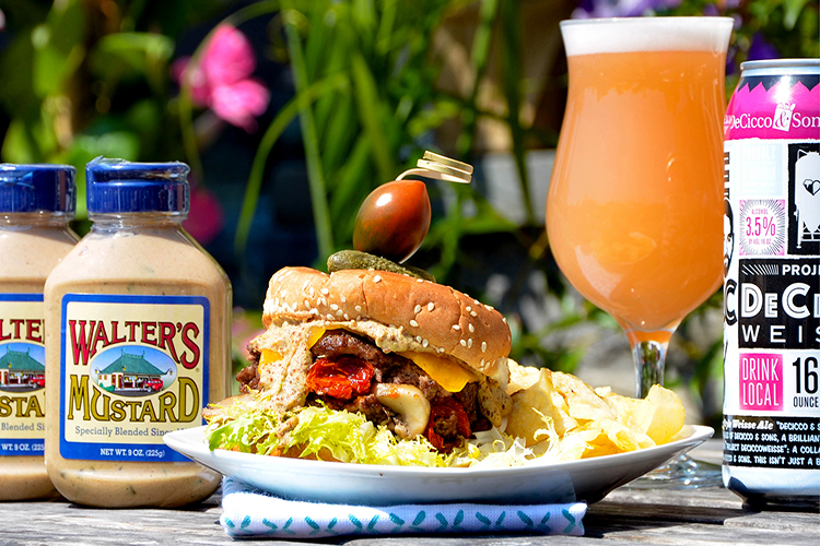 8 New Ways to Enjoy a Burger this Summer! | DeCicco & Sons