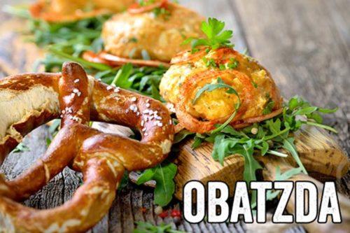 Obatzda