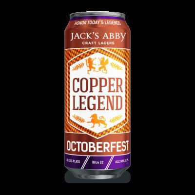 Copper Legend can