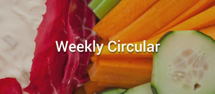 Weekly Circular
