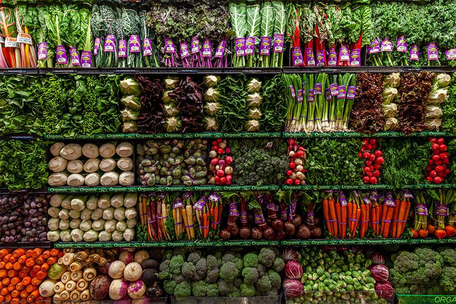 DeCicco's organic produce