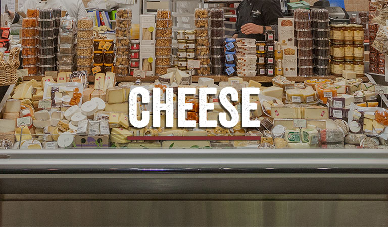 DeCicco & Sons Cheese Department