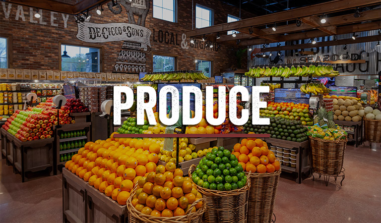 DeCicco & Sons Produce Department