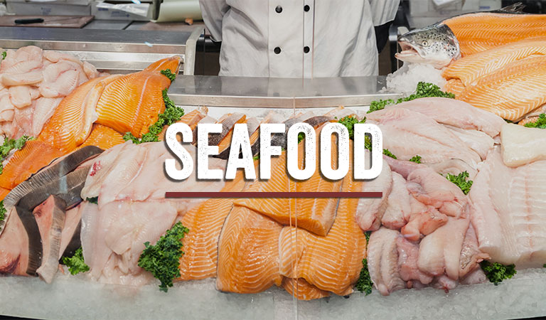 DeCicco & Sons Seafood Department