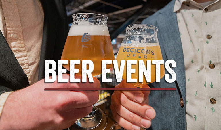 DeCicco & Sons beer events
