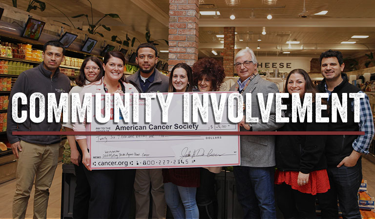 DeCicco & Sons community involvement