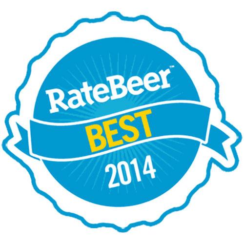 RateBeer Best 2014