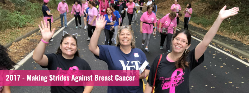2017 Making Strides Against Breast Cancer