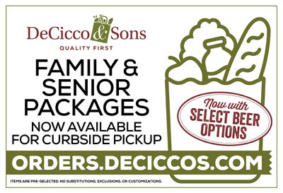 Family & Senior Packages Now Available for Curbside Pickup
