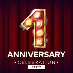 1st Anniversary Celebration Party