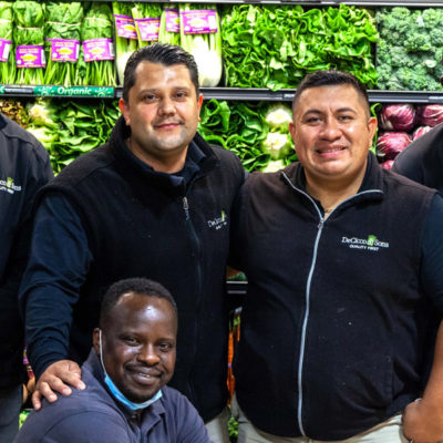 DeCicco & Sons Eastchester produce department